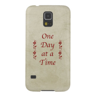One Day at a Time-Vintage Galaxy S5 Covers