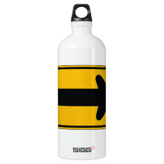 One Direction Arrow Right, Traffic Warning Signs SIGG Traveller 1.0L Water Bottle