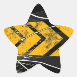 One Direction Star Sticker