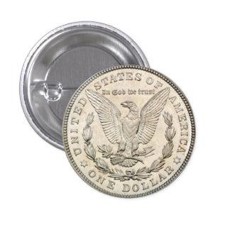 One Dollar Coin Button