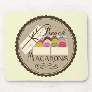 One Dozen French Macarons Mousepad