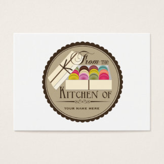 One Dozen French Macarons Set Of 100 Recipe Cards