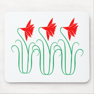 One ELEGANT Flower Show Mousepad