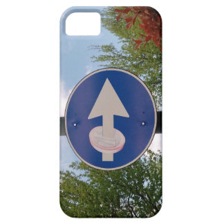 One euro one way case for the iPhone 5