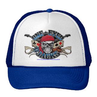 One Eyed Jacks Hat