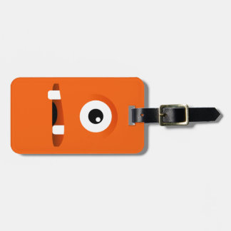 One-eyed Monster Luggage Tag