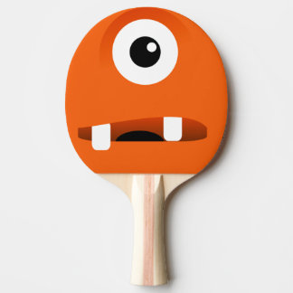 One-eyed Monster Ping Pong Paddle