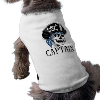 One-eyed Pirate Captain Shirt