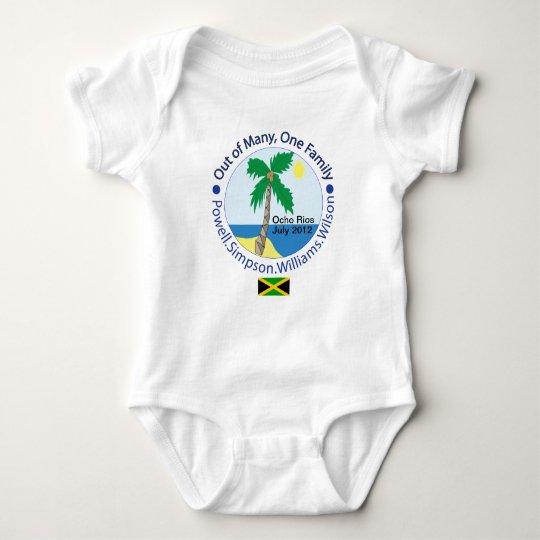 One family baby bodysuit