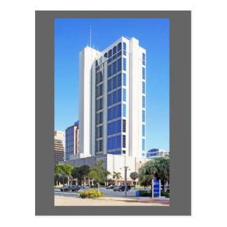 One Financial Plaza, Fort Lauderdale, Florida Postcard