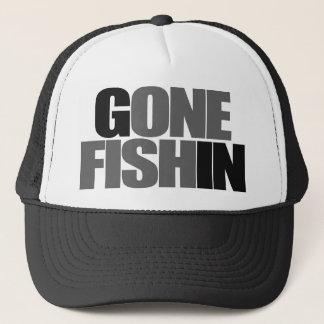 One Fish GONE FISHIN Hat