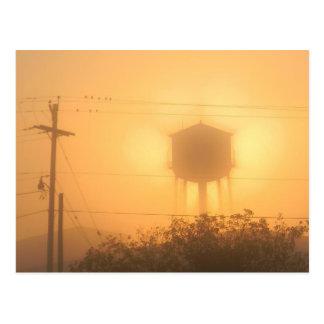 One Foggy U.P. Morning Postcard