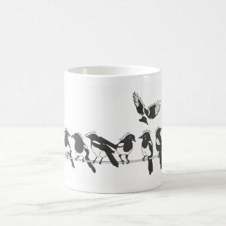 One for sorrow, Two for joy Coffee Mug