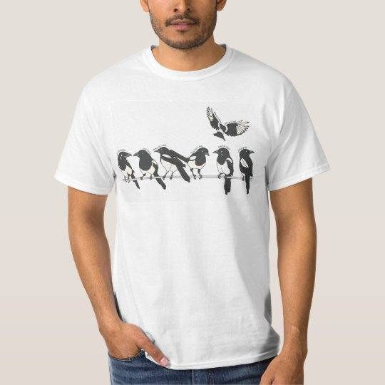 One For Sorrow, Two For Joy T-Shirt
