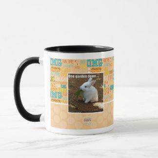 One Garden Down� Mug
