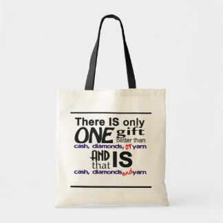 """One Gift Better"" Project Bag"