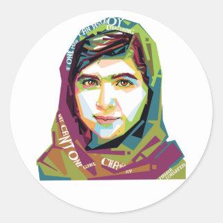 One Girl Sticker
