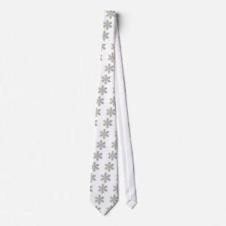 One Glittery Snowflake Tie