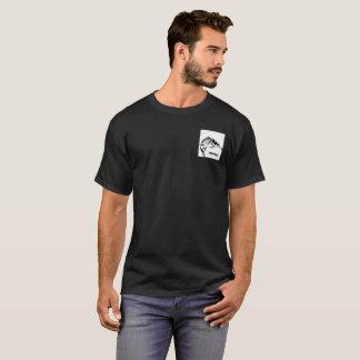 One goal carp fishing tshirt