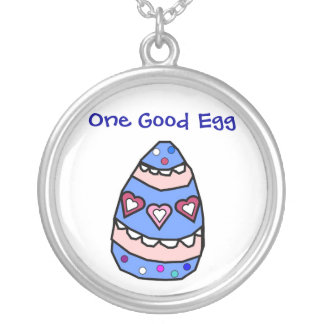 One Good Egg Necklace