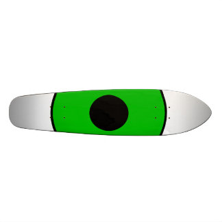 One Green Eye Skate Decks