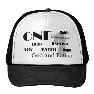 One Mesh Hat
