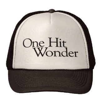 One Hit Wonder Cap