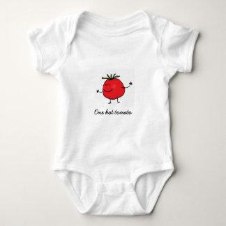 One Hot Tomato Baby Bodysuit