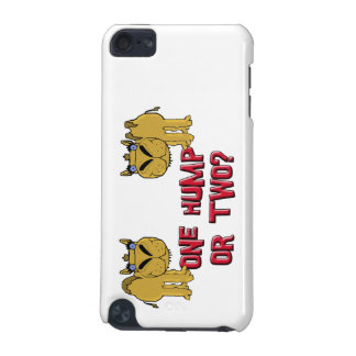 One Hump or Two Schnozzle Camel Cartoon iPod Touch 5G Cover