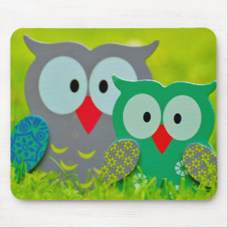 One-Hundred Percent Friendly Amicable Fine Mouse Pad