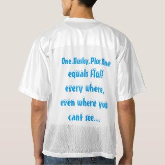 One.Husky.Plus.One t-shirt 1