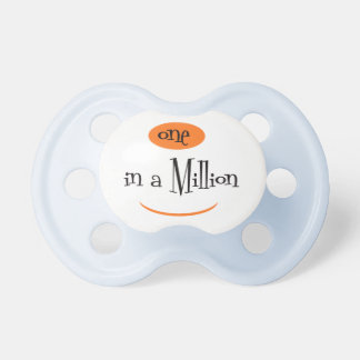 ONE IN A MILLION2 BooginHead® CustomPacifier 0-6 M Dummy