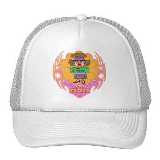 One In A Million Gambler Mothers Day Gifts Cap