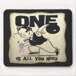 One is all you need mousepad