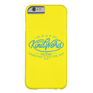 One Kind Word Phone Case