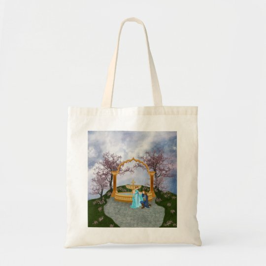 One last Kiss Goodbye Tote
