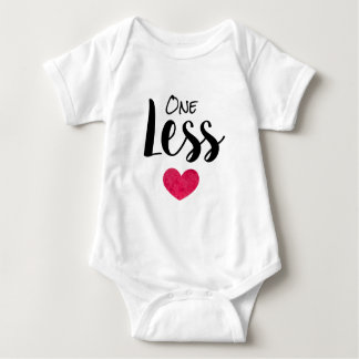 One Less - Adoption Party Tee