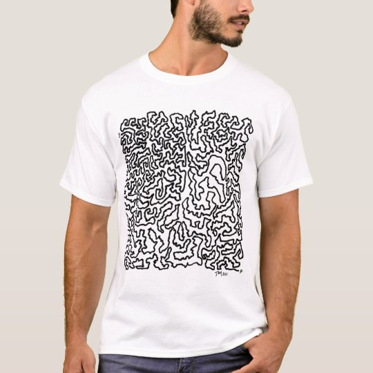 One line Art T-Shirt