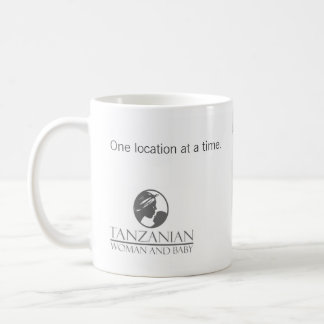 One location at a time MUG