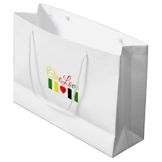 One Love Large Gift Bag