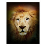 One Love Lion - Poster / Print