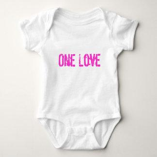 One Love Onsie Baby Bodysuit
