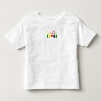 One Love Toddler Tshirt