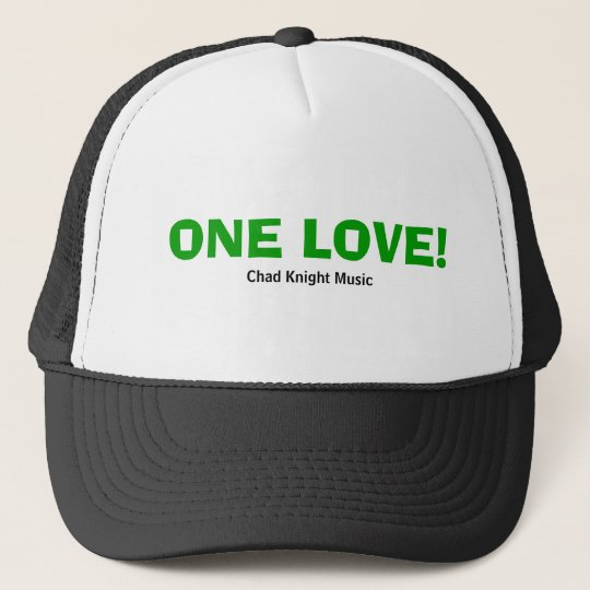 ONE LOVE! Trucker Hat