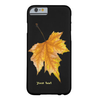 One Maple Leaf Barely There iPhone 6 Case