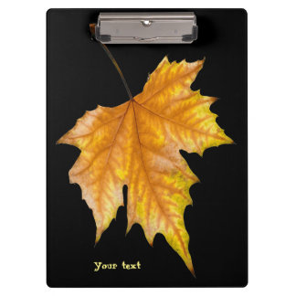 One Maple Leaf Clipboard