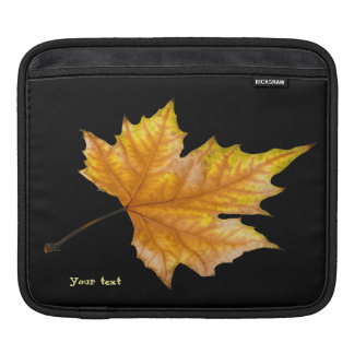 One Maple Leaf iPad Sleeve