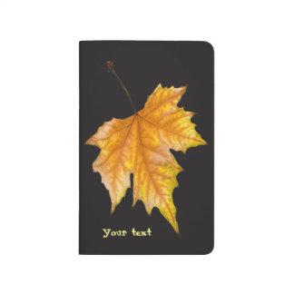 One Maple Leaf Journal