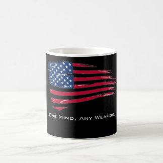 One Mind, Any Weapon. Coffee Mug