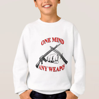 One Mind Any Weapon MCMAP Sweatshirt